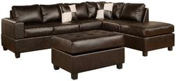 soft touch reversible bonded leather