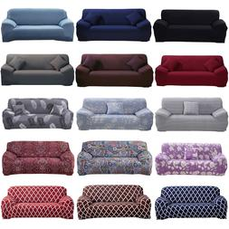 Stretch Sofa Covers Elastic Slipcover L-type Sectional Couch