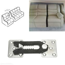 U-Type Metal Iron Sheets Plastic Buckle Sofa Couch Sectional