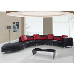 ultra bonded metal legs sectional
