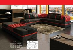 unique modern living room large sectional sofa