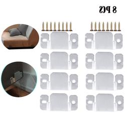 Universal Sectional Sofa Interlocking Furniture Connector 8