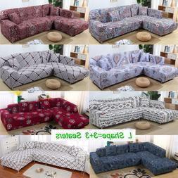 us l shape 3 3 seaters sectional