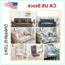 US Sofa Cover Couch Removable Stretch Fabric Sectional Corne