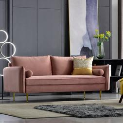 velvet  sofa couch Living Room Sofa Set  Sectional couch sof